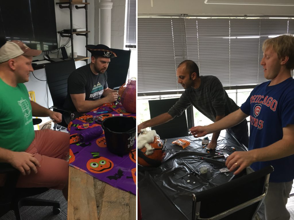 How we found creative through constraints in our pumpkin contest - Airship blog