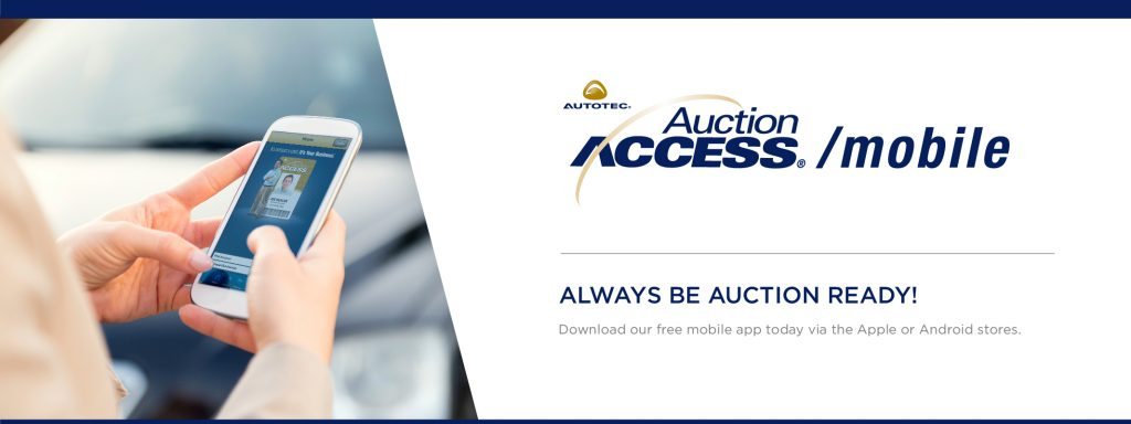 AutoTec AuctionACCESS - One of Airship's Favorite Mobile App Development Projects in 2017!